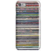 Vinyl Stack iPhone Case/Skin