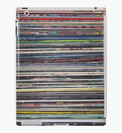 Vinyl Stack iPad Case/Skin
