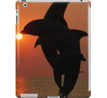 pictures of a sunset II - imagenes de una puesta del sol iPad Case/Skin