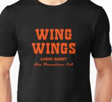 Wings Wings, San Francisco Unisex T-Shirt