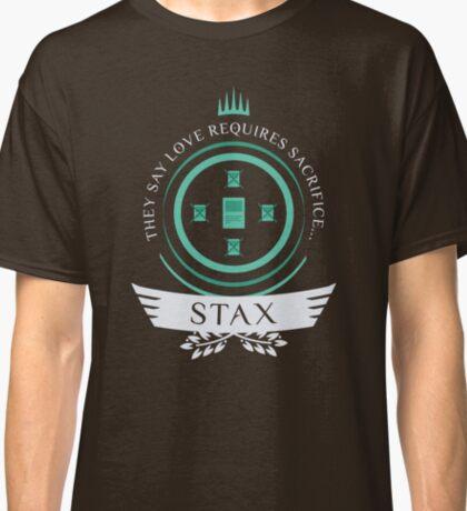 Magic the Gathering - Stax Life V2 Classic T-Shirt