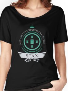 Magic the Gathering - Stax Life V2 Women's Relaxed Fit T-Shirt