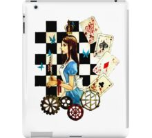 alice liddell iPad Case/Skin