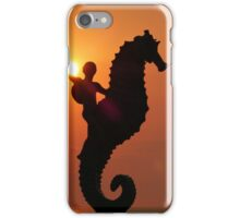pictures of a sunset IV - imagenes de una puesta del sol iPhone Case/Skin