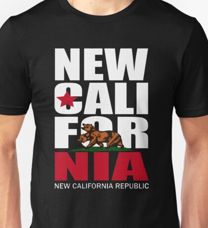 New California Unisex T-Shirt