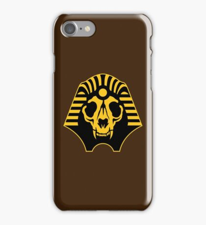 S.P.H.I.N.X iPhone Case/Skin