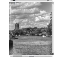 Henley-on-Thames iPad Case/Skin