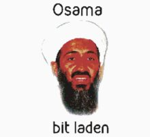 Osama Bit Laden by Alex Bain