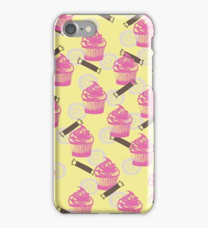 Sugar and spice and all things nice iPhone Case/Skin