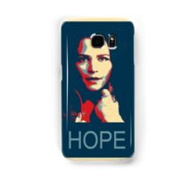 time for a hope speech Samsung Galaxy Case/Skin