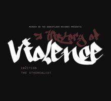 Band Design: A History of Violence (Logo) by Larks