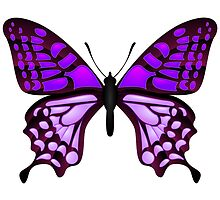 Butterfly design by BrewMasterMD