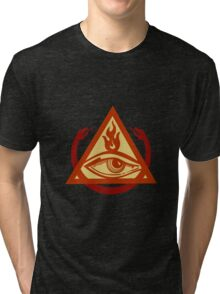 The Order of the Triad Tri-blend T-Shirt