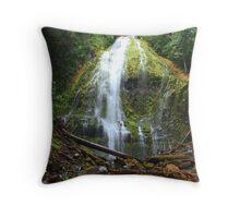 The Falls Throw Pillow