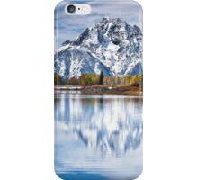 Mount Moran in Oxbow Bend  iPhone Case/Skin
