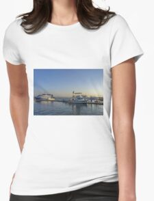 Red Sea Boat Trip Womens Fitted T-Shirt