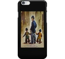 Three Little Tramps iPhone Case/Skin