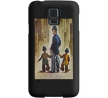 Three Little Tramps Samsung Galaxy Case/Skin