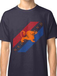 Netherlands - Celebrative 2014 World Cup T-shirt Classic T-Shirt