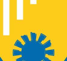 Brasil - Celebrative 2014 World Cup T-shirt Sticker