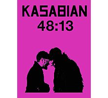 Kasabian 48:13 Photographic Print