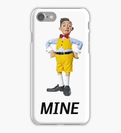 I'm Stingy and it's Mine iPhone Case/Skin