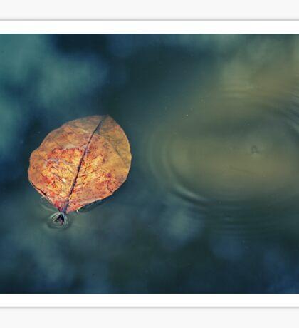 Zen Leaf Sticker