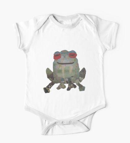 Alfredo Frog One Piece - Short Sleeve