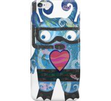Snorkel Monster iPhone Case/Skin