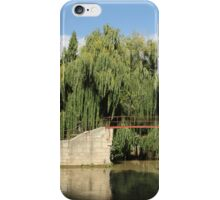 """Willow weep for me"" iPhone Case/Skin"