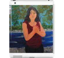 Little Mia iPad Case/Skin