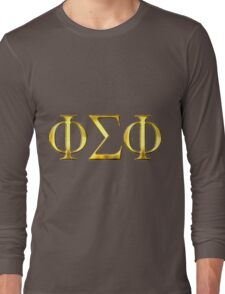 Phi Long Sleeve T-Shirt