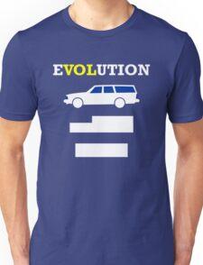 eVOLution (2) Unisex T-Shirt