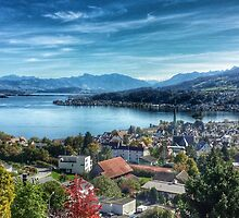 The beauty of Switzerland by iphoto