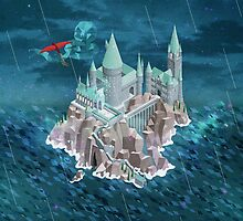 Hogwarts series (year 6: the Half-Blood Prince) by Tanguy Leysen