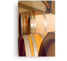 Old barrel for wine Metal Print