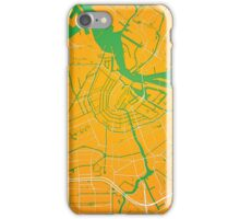 Amsterdam Abstract Map iPhone Case/Skin