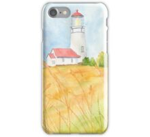Cape Blanco Lighthouse, OR iPhone Case/Skin