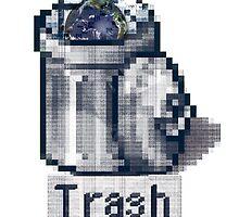 TRASH by fabiangiles