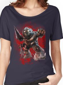 Bioshock Big Daddy And Little Sister Women's Relaxed Fit T-Shirt