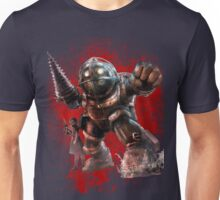 Bioshock Big Daddy And Little Sister Unisex T-Shirt