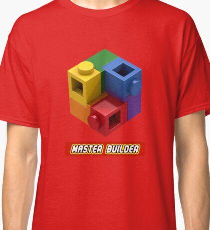 Master Builder Tee for Expert Builders Classic T-Shirt