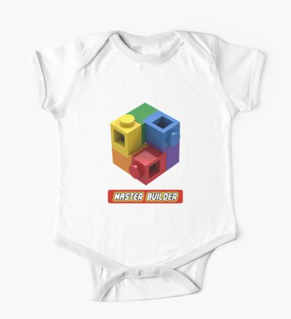 Master Builder Tee for Expert Builders One Piece - Short Sleeve