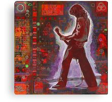 Rock and Roll Canvas Print