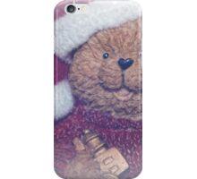 A Teddy Bear's Christmas   iPhone Case/Skin