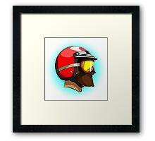 Vintage Racer Framed Print