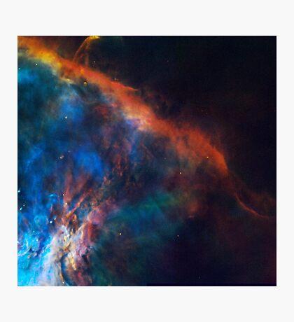 The Edge of Orion Nebula Photographic Print