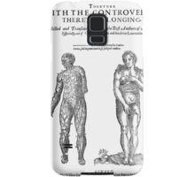 anatomy Samsung Galaxy Case/Skin