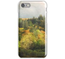 The Peaceful. iPhone Case/Skin