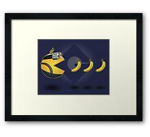 Pac·Minion Framed Print